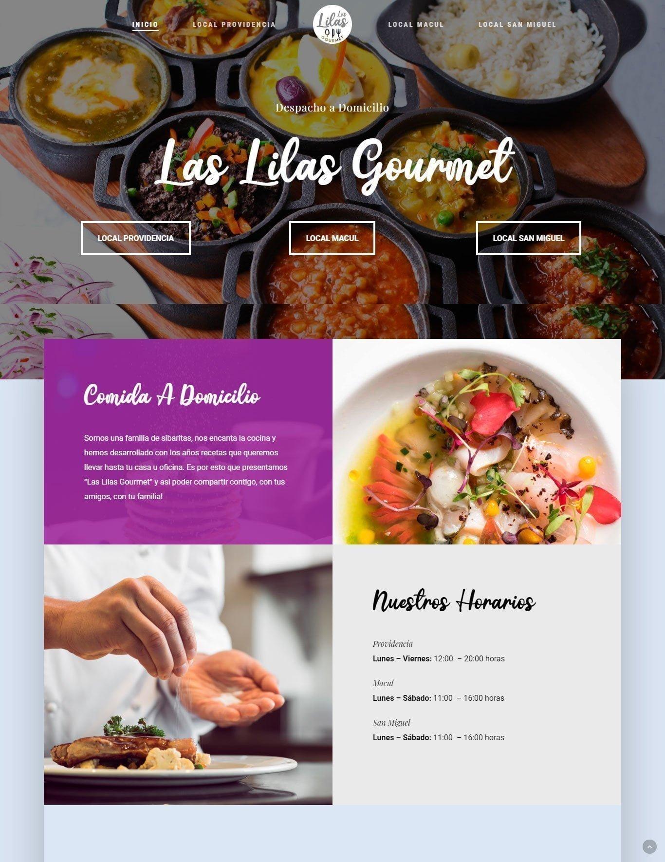 Las Lilas Gourmet