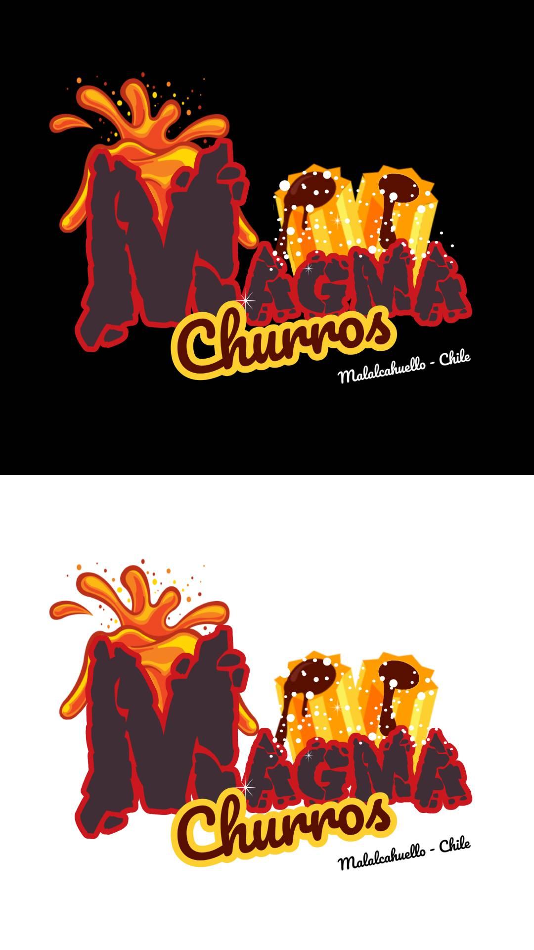 Magma Churros Malalcahuello Chile