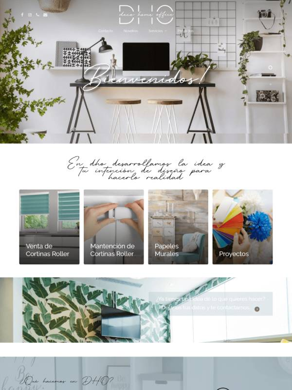 Deco Home Office